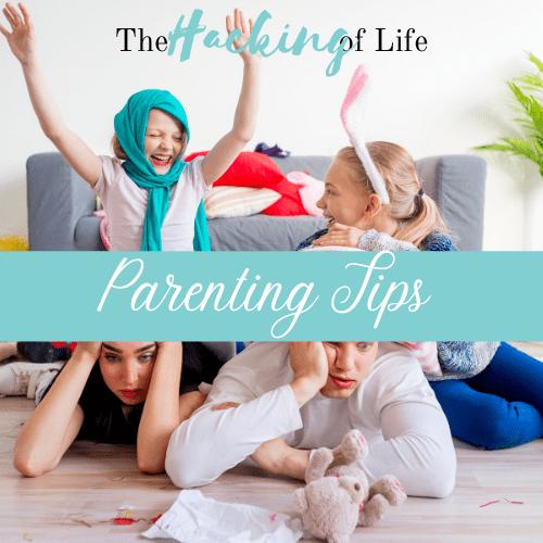 Parenting Tips Banner