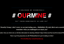WikiLeaks Hacked and Defaced By OurMine