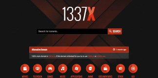 Top Proxy Sites And Mirror Sites To Unblock 1337x