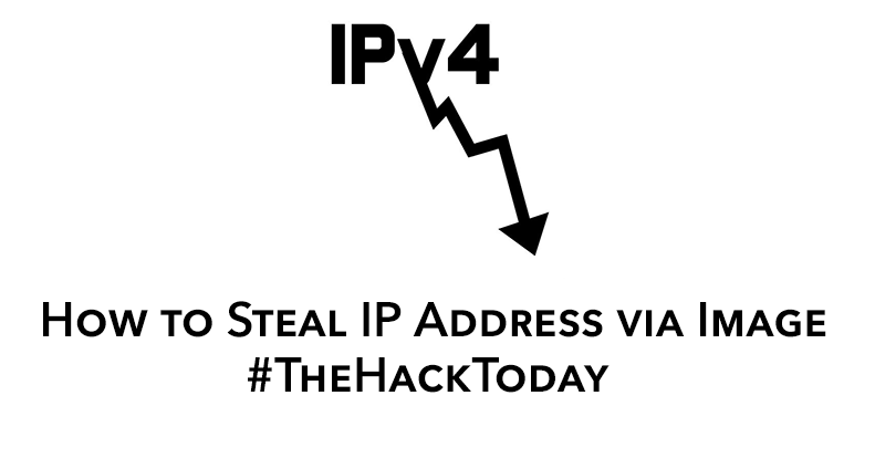 How to Steal IP Address via Image