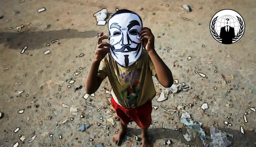 #OPAfrica - Anonymous Hackers Targeted (v-report.co.za)