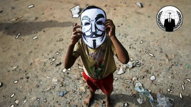 Photo of #OPAfrica – Anonymous Hackers Targeted (v-report.co.za)