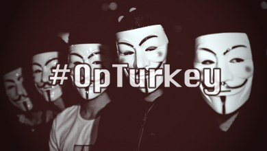 Photo of Anonymous Hackers Took Down 400,000 Turkey Sites