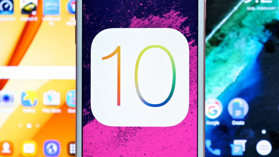 Upgrade your iPhone to iOS 10