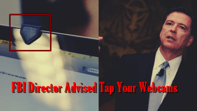 Photo of FBI Director Advised Tape Your Webcams, Protect yourself from Hackers