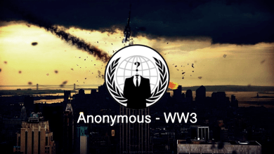 Photo of Anonymous – World War 3 is on the Horizon 2016
