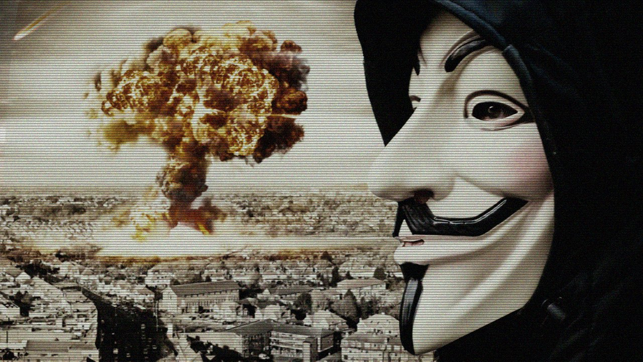 Anonymous Message To World War 3
