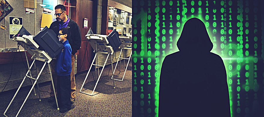 Hackers targeted voter registration systems