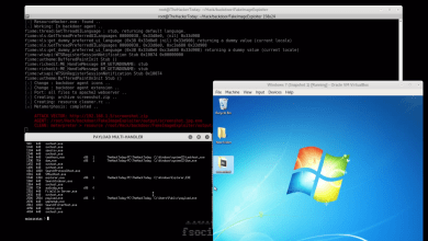 Embedded Payload with Image - Undetectable Backdoor