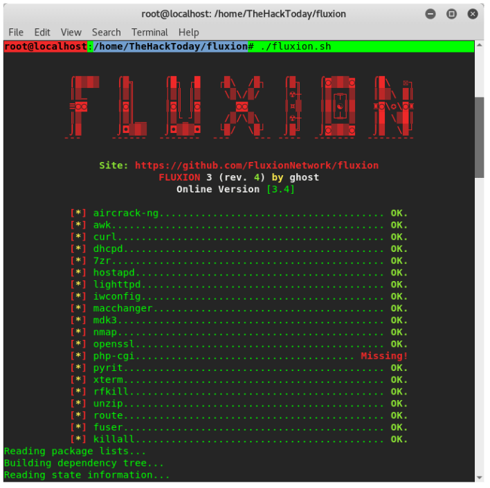 FLUXION - Deceive Targeted Clients to get WiFi Password Easily