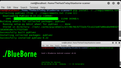 Photo of Scan Android BlueBorne Exploit Vulnerability on Kali Linux