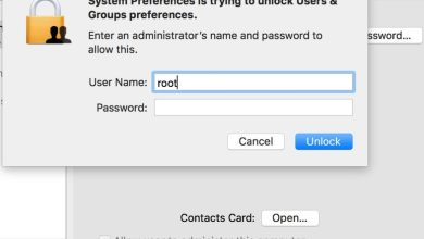 Photo of Gain Root Access Without a Password in macOS High Sierra