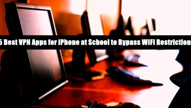 Photo of 5 Best VPN Apps for iPhone at School to Bypass WiFi Restrictions