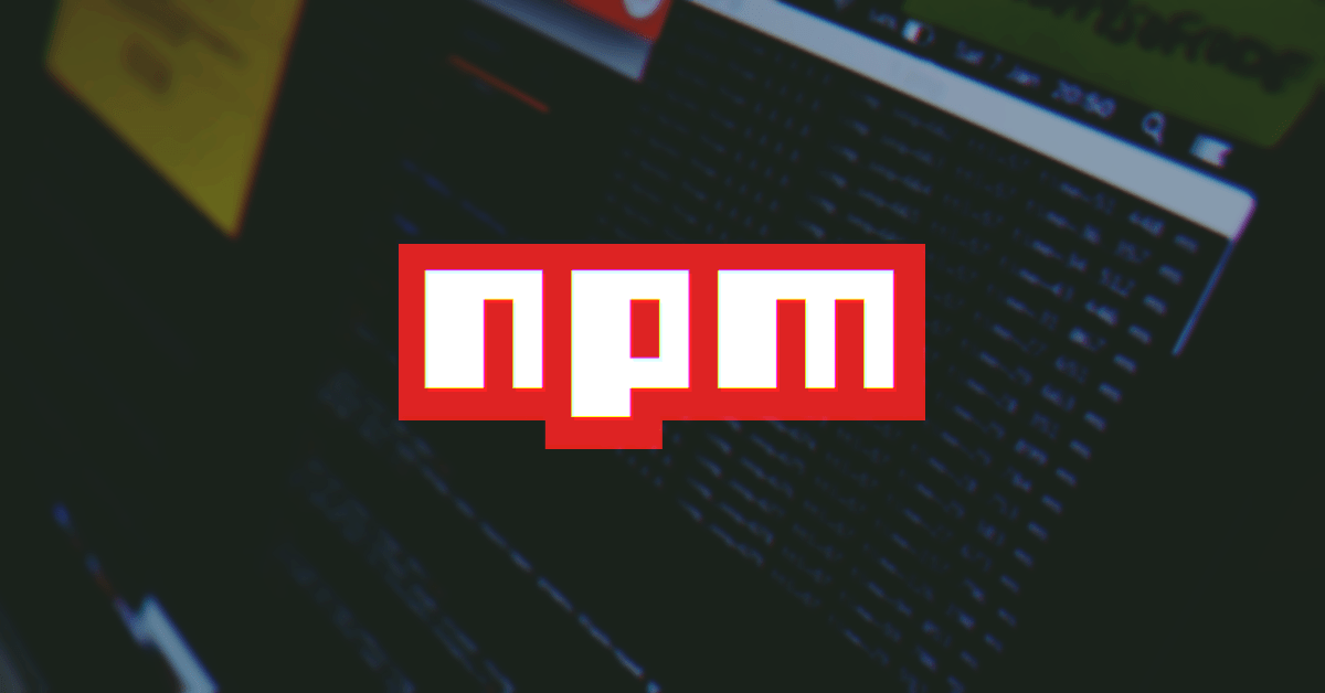 NPM Removed Four Packages From Repository That Were Popping Reverse Shells