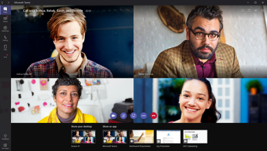 Microsoft Teams: Share Multiple Screens in a Meeting