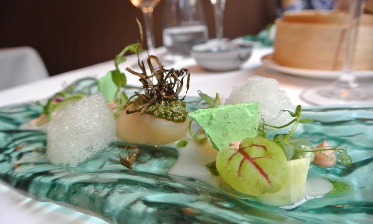 HanTing Cuisine   Culinaire Aziaat met Franse twist