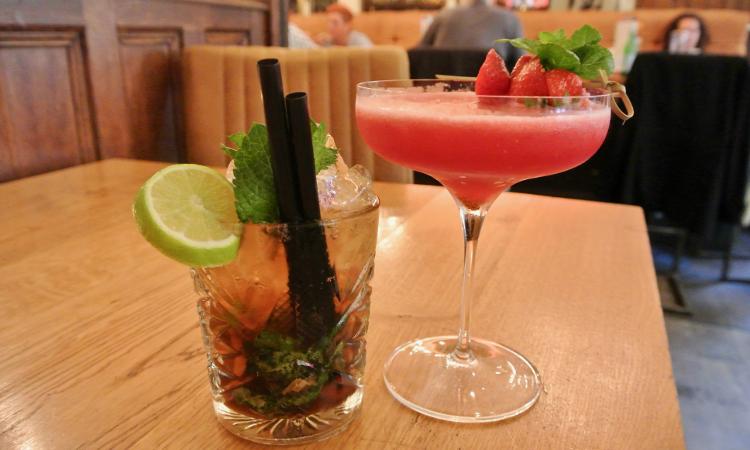 Luden | Hippe cocktails op Plein Den Haag