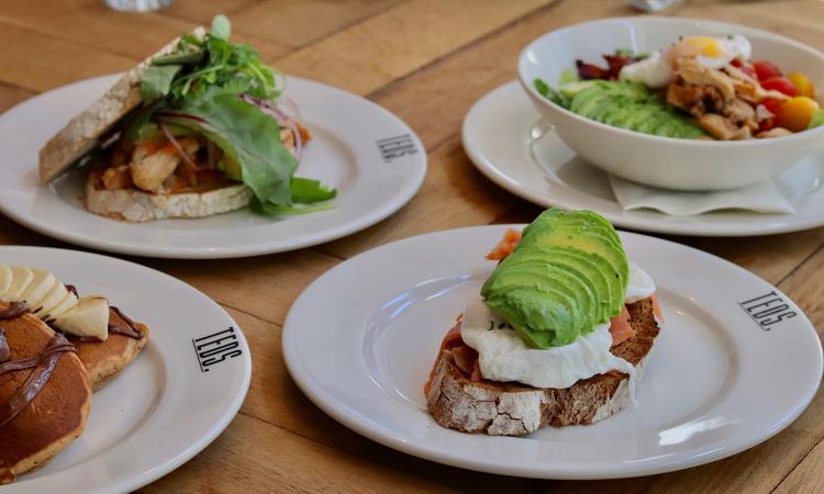 Teds Den Haag | All day brunch hotspot