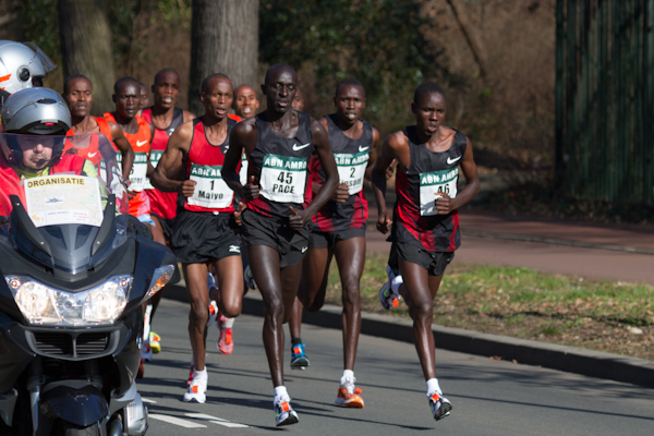 Half Marathon - The Hague 2012