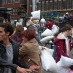 INTERNATIONAL PILLOW FIGHT DAY – THE HAGUE