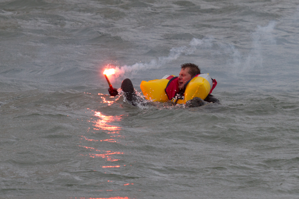 Rescue Demonstration - Opening of Water Sports Season