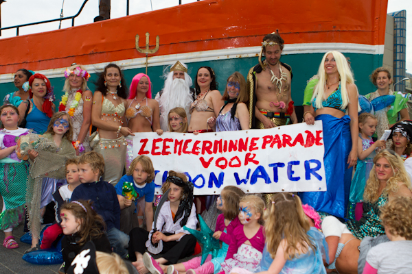 Mermaid Parade - Scheveningen