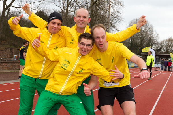 Haag Atletiek Team Time Trial 2013 - Team Photo