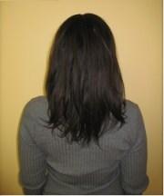 armpit length hair apl