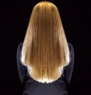long hair waist length