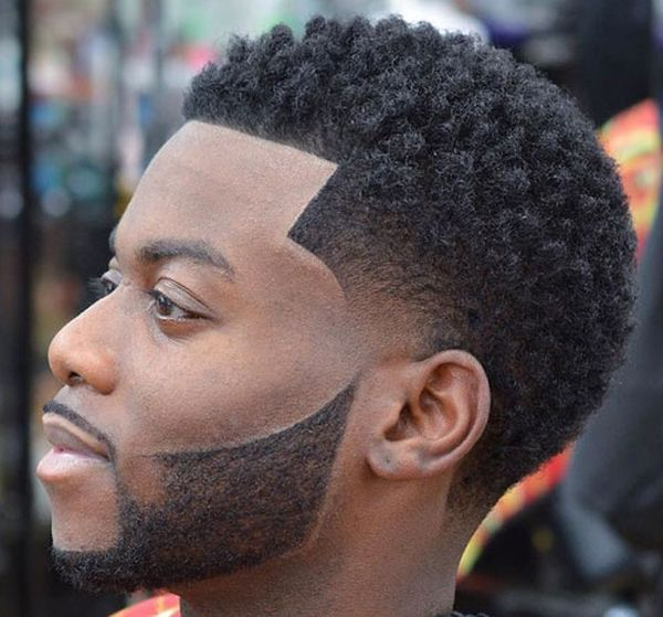 Black Men Haircut Styles to Get in A Barber Shop 3