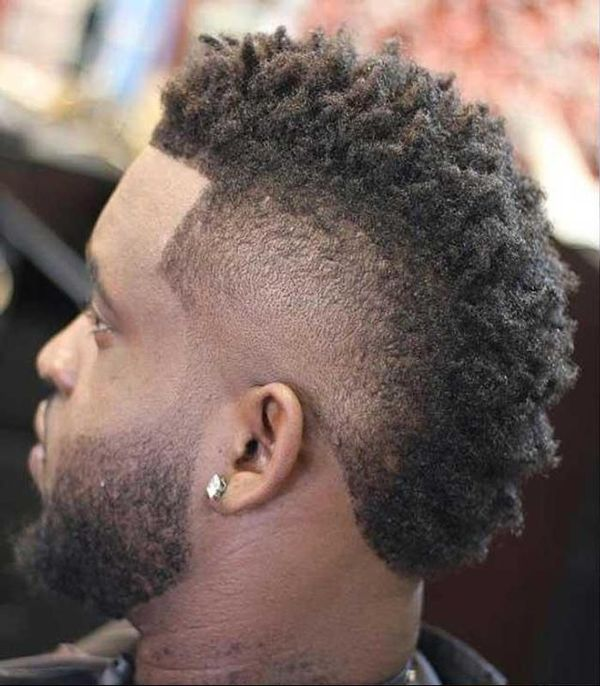 Ideas of Short Haircuts Black Men Will Love 3