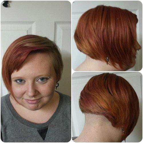 www hair styles for clippered nape haircut stories hair 2649