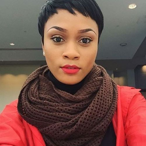 30+ Short Hairstyles and Haircuts for Black Women