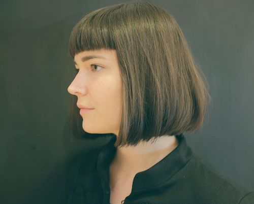 Best Ideas For Short Straight Hairstyles And Haircuts