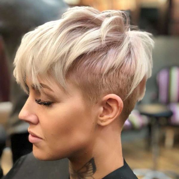 Best Short Pixie Cut Hairstyles 2019 Pixie Haircuts For Women