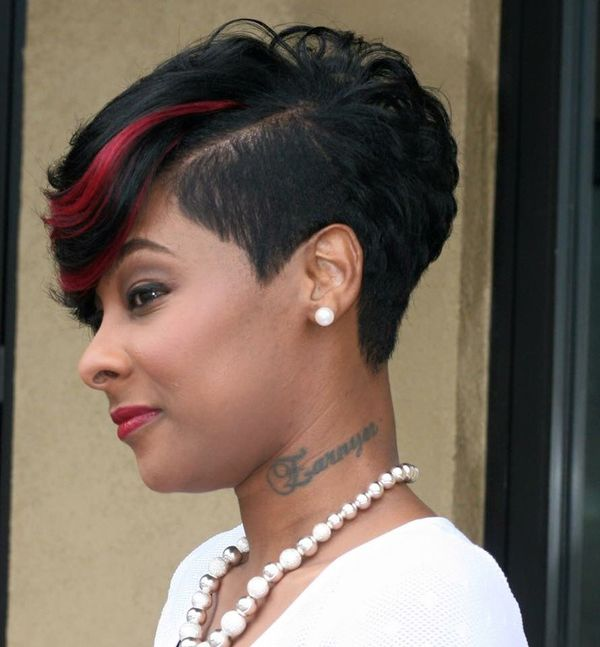 Cute short black hairstyles 4