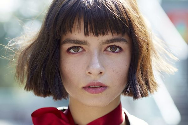 Great Hairstyles for Shorter Hair with Fringe 1