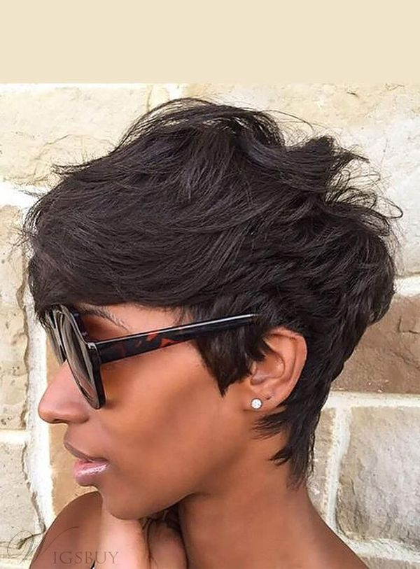 Best Short Hairstyles for Black Women (July 2019)
