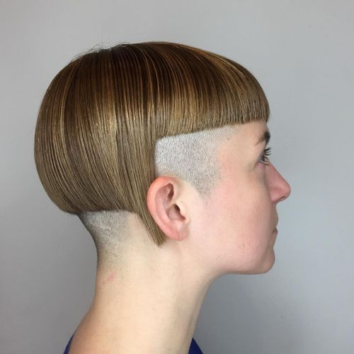 Simple Designs For Shaved Hair