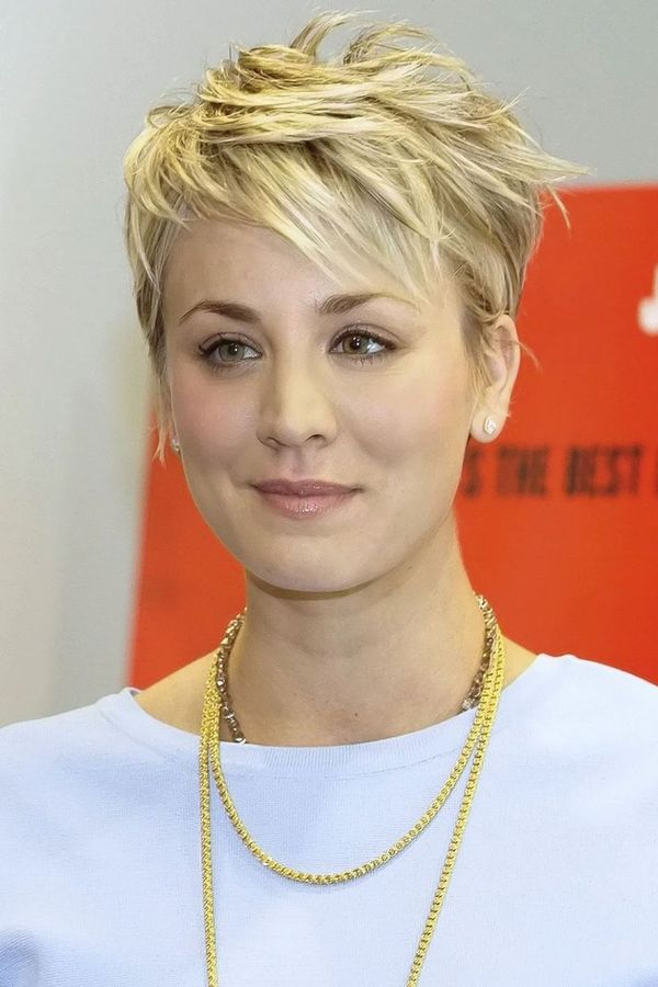 Short Messy Pixie Cut for Girls 4