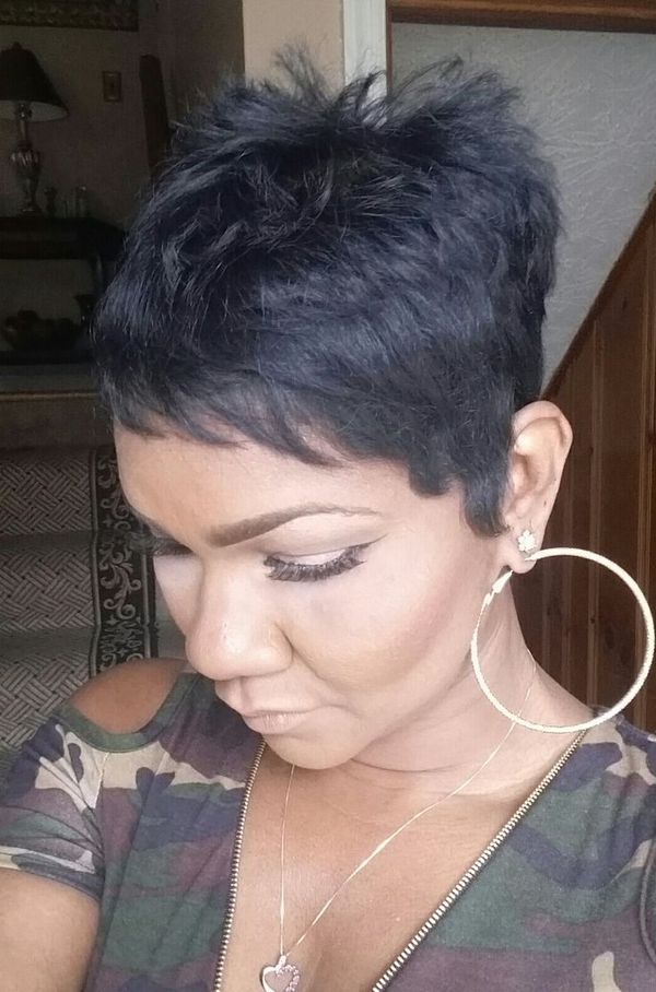 Best Short Hairstyles for Black Women (September 2019)