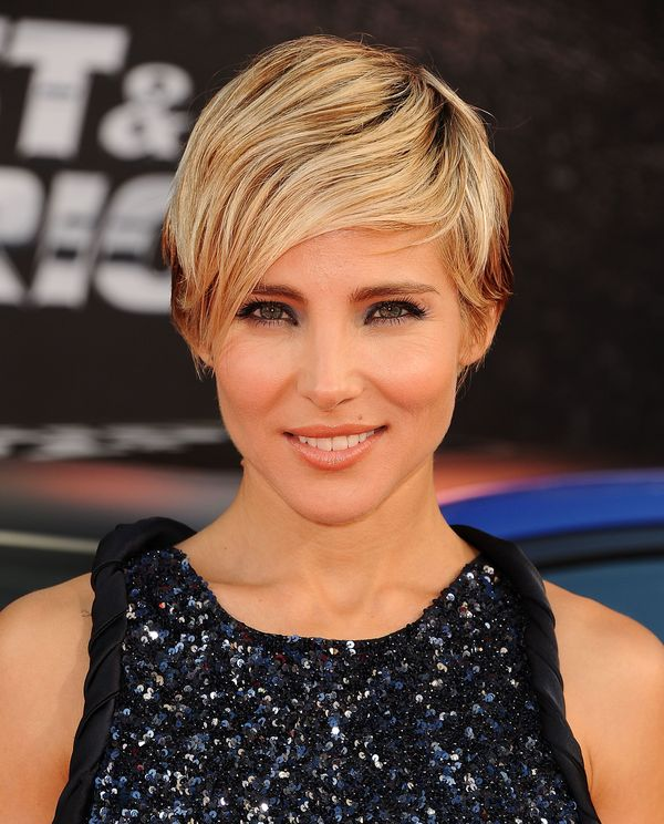 Trendy Short Pixie Cut with Bangs 3