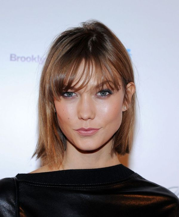 Wispy Bangs Short Hair The New Trend for Girls 2