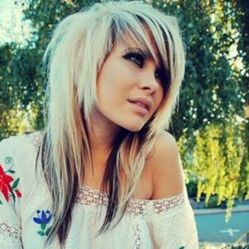 hairstyles Emo girl