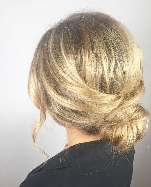 60 easy updos for medium length hair quick and easy updos for medium length hair solutioingenieria Choice Image