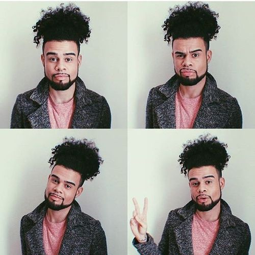 Messy Puff for Men