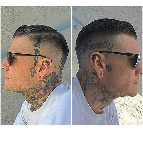 Side Part High and Tight