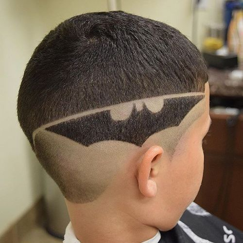 Best Men's Buzz Cuts With Detail To Try 4