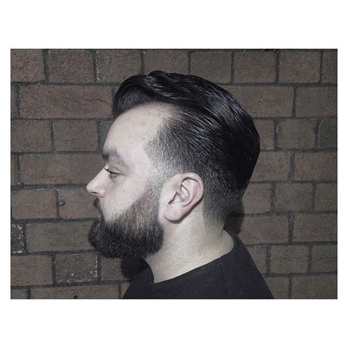 Traditional Taper Fade