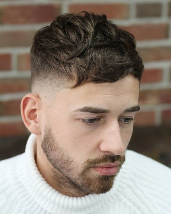 Male Short Messy Hair Ideas to Try 3